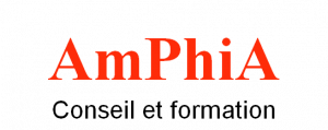 logo d'AmPhiA Conseil et formation